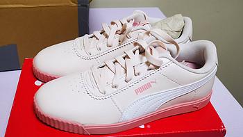这双板鞋好好看——Puma 彪马 CARINA SLIM 板鞋开箱