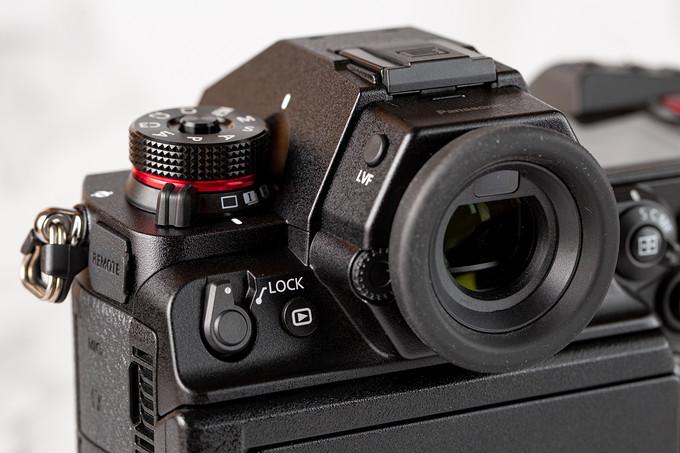 6K视频怪兽照相机 松下LUMIX S1H开箱上手体验