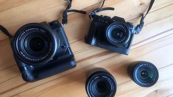 富士XC 15-45mm电动变焦镜头开箱
