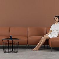 乳胶弹簧坐垫提供支撑:8H Milan时尚组合沙发上线小米有品众筹