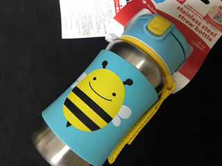 SKIPHOP可爱动物园水樽蜜蜂款
