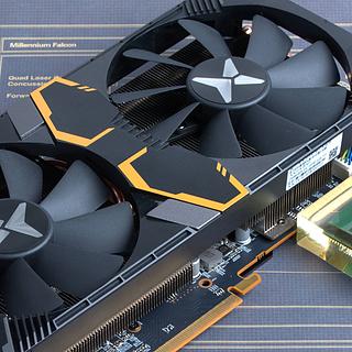 迪兰 RX 5700 X 战将(可能)本站首晒首拆——噪音和散热不像AMD的卡