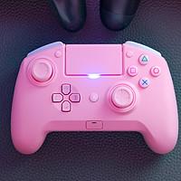 为PS4玩家打造的精英手柄——雷蛇飓兽 竞技无线手柄开箱测评
