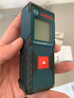 BOSCH博世 GLM30激光测距仪