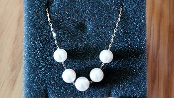生活记录 篇二:日本乐天购入优美akoya海珍珠项链