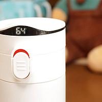 生活体验 篇二十八:小米有品上线暖星杯,快速温度监测HUD抬头数显,专利珐琅釉内胆