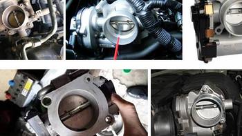 低调的二手车生活记录 篇五:DIY清洗节气门,B格真的高?附进气改装建议