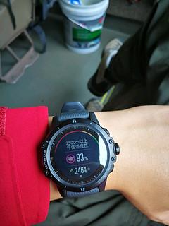 高驰旗舰户外手表高原守护利器。