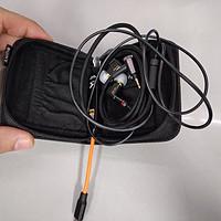 橘红色的手机小尾巴~乂度link解码耳放线