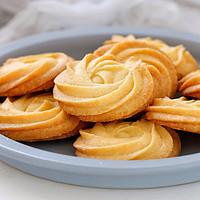 它是曲奇饼干中的贵族,香酥美味一碰直掉渣,零添加给孩子吃放心