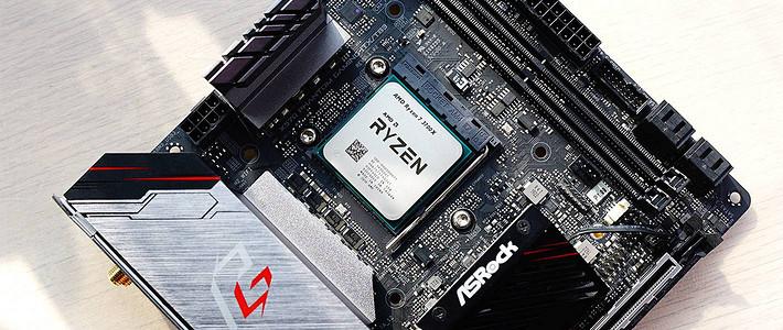 主板那些事 篇一:X570 ITX主板选购攻略,随便再晒晒入手的主板和CPU