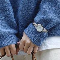 双11好物推荐 篇一:FOSSIL化石  时尚百搭小表盘女士腕表