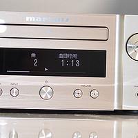 【听●天籁】 篇五:高清多图:马兰士桌面HiFi音箱选购体验及建议,以及马兰士M-CR612开箱