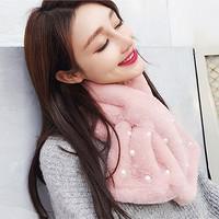 把握2019年围巾流行款式,随便搭都洋气