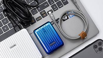 充电&线缆 篇二十:让日常出行变得更加的轻便,又让手机能快速PD充电:结实的Zendure苹果PD快充数据线+小巧的SuperMini