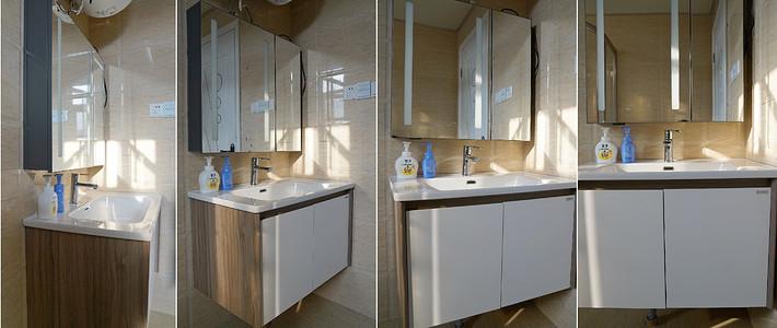 攒出一套软装来 篇九:镜柜也玩智能化?diiib 大白&Yeelight智能镜柜安装体验