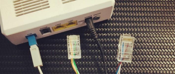 生活分享 篇二:一线两用--手把手教你如何做到一根网线即看IPTV又上网