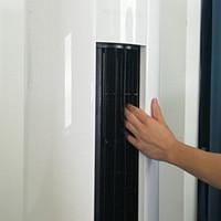 小童星空调测试:出风口防夹手网是不是真的能防夹手?