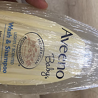 双十一剁手系列 篇八:宝宝的洗护好物囤货——Aveeno燕麦精华洗发沐浴二合一(354ml)