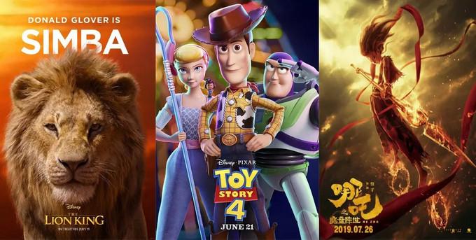 17部动画电影将至:迪士尼、索尼、Netflix有大动作了!