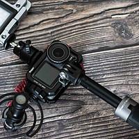 【最轻便的Vlog设备】DIY组装分享 与DJI Osmo Action OA机甲测评