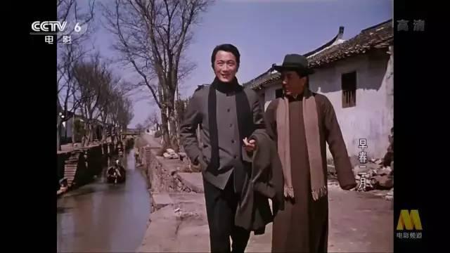 1963年,导演谢铁骊拍了《早春二月》,因内容问题,被雪藏多年