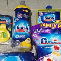 洗碗机使用 亮碟finish 各种产品的介绍使用感想及购买途径