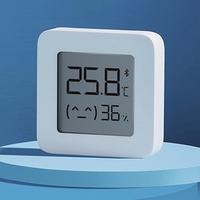 Sensirion高精度传感器、蓝牙智能联动:米家 蓝牙温湿度计 2 上架小米众筹