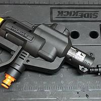 只能浇花?worx 20V洗车枪 拆机 ————HIKOKI高壹日立DB3DL2 3.6V开箱