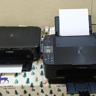 双十一置了台佳能TS3180喷墨一体打印机
