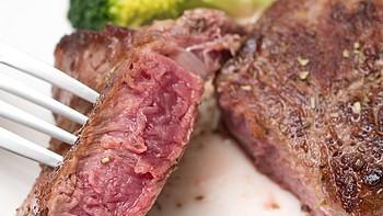 厚实好味道,京东买的澳洲黑安格斯厚切西冷牛排