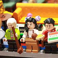 我的LEGO之旅 篇十四:LEGO 21319 老友记 中央咖啡馆