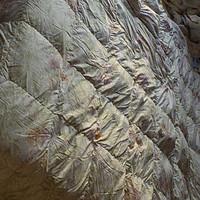 抗击寒冷好帮手,水星家纺 95%白鹅绒1100g羽绒被开箱