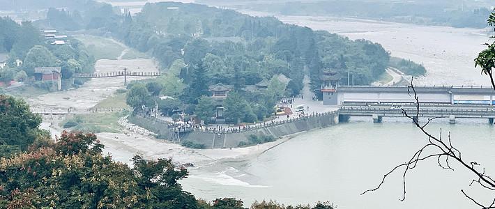 游记 篇七:国庆渝川陕8日游-成都-都江堰篇