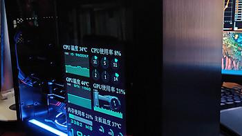 一台并不是很小的ITX主机-联力Tu150装机与副屏安装经验分享