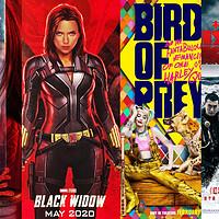 2020年即将上映的15部热门电影,超级英雄扎堆,值得期待!