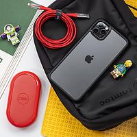 一体双面,呵护好iPhone 11:不一样的cike小红壳patron防摔手机壳