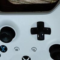 微软xbox无线蓝牙游戏手柄白色开箱