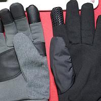 献给各位如我一般冬日骑行上班的勇士------迪卡侬与优衣库手套简评