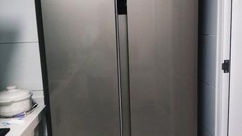 家用电器 篇四:双十一大物件-美的(Midea)452升 对开门冰箱 双变频风冷无霜