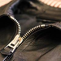 我的小众衣橱 篇十七:老干部大叔款皮夹克分享