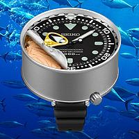 """哆·有趣 篇三:你的""""鲔鱼罐头""""到货了——精工街头系列潜水表体验"""