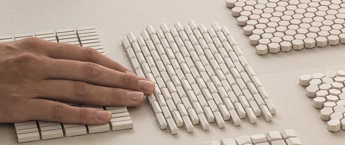 从概念到营造——瓷砖排布细节设计