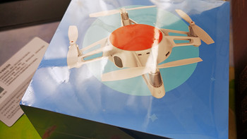 男人的玩具 篇一:小米米兔遥控小飞机简单开箱