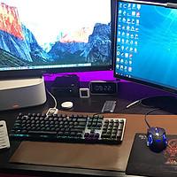 玩物賞智 篇二:智慧家居の2019年值得入手的电动升降电脑桌(附带RGB属性)