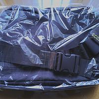 宜丽客冷门单肩包:ESCODE防盗邮差包 开箱晒单