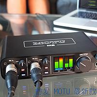 【原创】MOTU M系列声卡 M2/M4 入门避坑指南