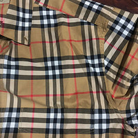 壮胆第一次电商买高档品牌BURBERRY巴宝莉男士Vintage长袖