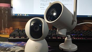 它是我需要的东西吗?小白智能摄像机户外云台N1对比小米米家智能摄像机云台版
