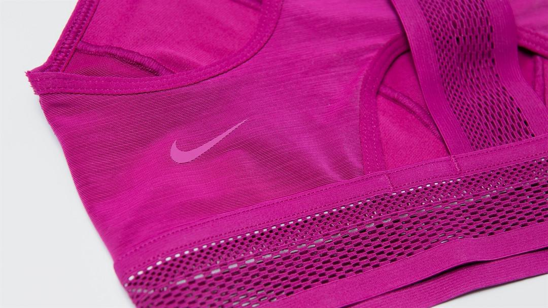 更透气、更可靠,解决女性运动困扰:NIKE 耐克 发布 两款全新女子运动内衣